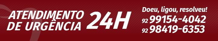 Atendimento 24horas